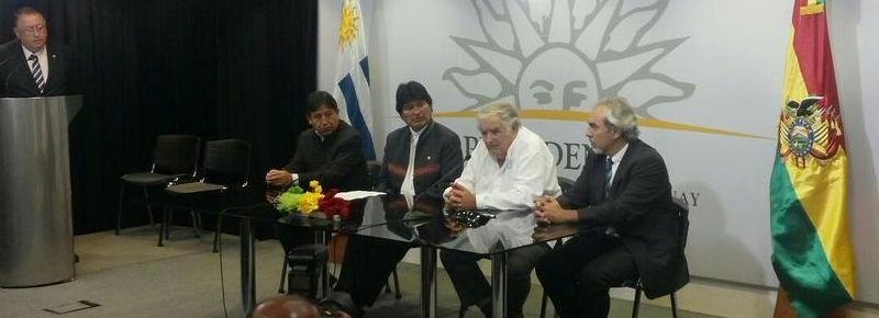 acuerdo uruguay-bolivia