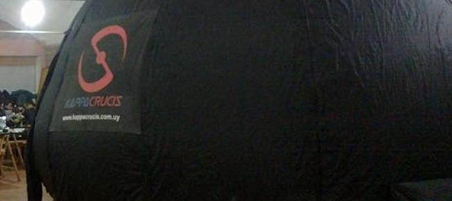 planetario movil kappa crucis