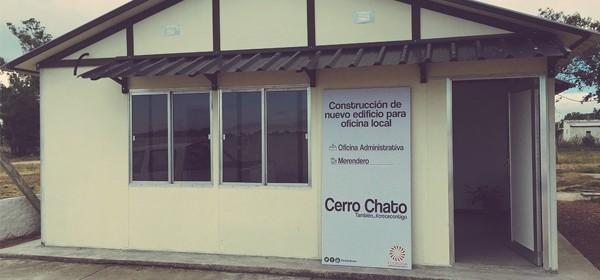 edificio junta local - merendero