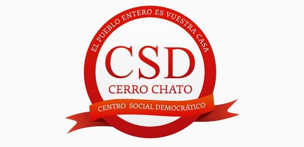logo centro social democratico cerro chato