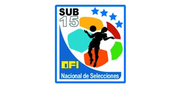 logo copa nacional de selecciones sub 15