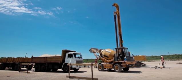 obras correo uruguayo planta logistica