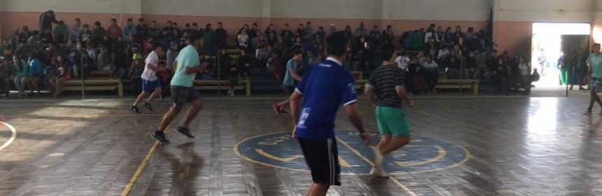 campeonato en gimnasio municipal - efc